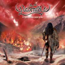 Gladenfold: When Gods Descend, CD