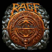 Rage: Black In Mind (remastered) (180g) (Limited-Edition), 2 LPs