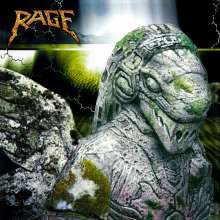 Rage: End Of All Days (remastered) (180g) (Limited Edition), 2 LPs