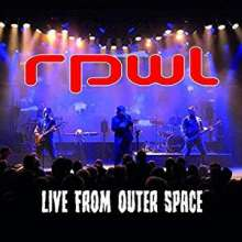 RPWL: Live From Outer Space (180g) (Limited Edition) (White/Red Vinyl), 2 LPs