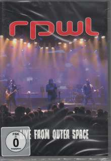 RPWL: Live From Outer Space, DVD