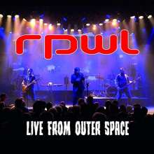 RPWL: Live From Outer Space, Blu-ray Disc