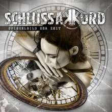 Schlussakkord: Spiegelbild der Zeit, CD