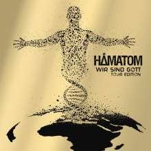 Hämatom: Wir sind Gott (Tour Edition), 2 CDs