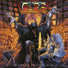 Cage: Darker Than Black (Limited Edition) (Red Vinyl), 2 LPs