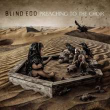 Blind Ego: Preaching To The Choir (180g) (Limited Edition) (Gold Vinyl), LP