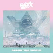 Wight: Spank The World (Pink Vinyl), LP