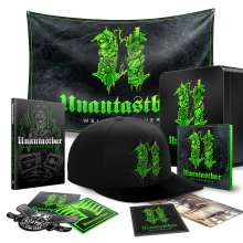 Unantastbar: Wellenbrecher (Limited Boxset), 1 CD und 1 DVD