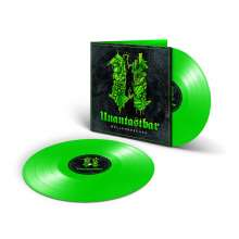 Unantastbar: Wellenbrecher (Limited Edition) (Green Vinyl), 2 LPs