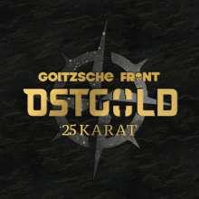 Goitzsche Front: Ostgold - 25 Karat (Digipak), CD