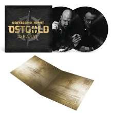 Goitzsche Front: Ostgold - 25 Karat (Picture Vinyl) (Limited Edition), 2 LPs