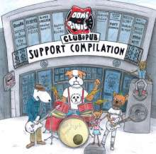 Don't Panic Support: 16 Bands For The Club, CD