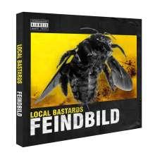 Local Bastards: Feindbild, CD