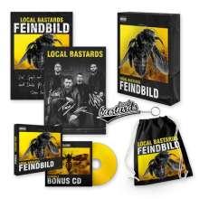 Local Bastards: Feindbild (Limitiertes Boxset), 2 CDs und 1 Merchandise