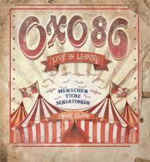 Oxo 86: Live In Leipzig (180g) (Limited Edition), 2 LPs und 1 DVD