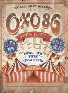 Oxo 86: Live In Leipzig, 2 CDs und 1 DVD