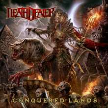 Death Dealer: Conquered Lands (Limited Edition) (Yellow Vinyl), 2 LPs