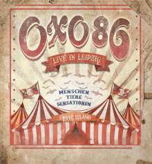 Oxo 86: Live In Leipzig (180g) (Limited Edition) (Smokey Colored Vinyl), 2 LPs und 1 DVD