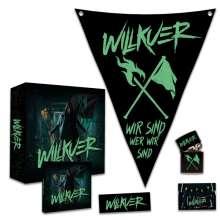 Willkuer: Willkuer (Limited Boxset), CD