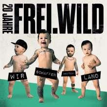 Frei.Wild: Wir schaffen Deutsch.Land, CD