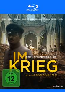 Im Krieg - Der 1. Weltkrieg in 3D (3D Blu-ray), Blu-ray Disc