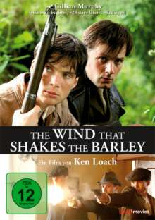 The Wind that Shakes the Barley, DVD