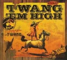 The Twang (Indierock): Twang 'Em High, CD