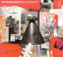 Einstürzende Neubauten: Alles wieder offen, CD