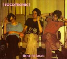 Tocotronic: Digital ist besser, CD