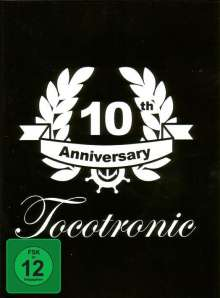 Tocotronic: 10th Anniversary (DVD + CD), 2 DVDs