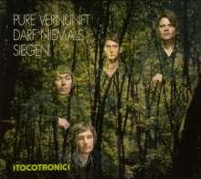 Tocotronic: Pure Vernunft darf niemals siegen + Bonus, CD
