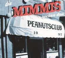 Mimmi's: Die Mimmi's rocken den Peanutsclub 1997, CD