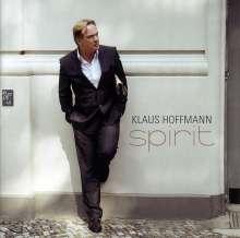Klaus Hoffmann: Spirit, CD