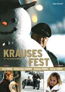 Krauses Fest, DVD