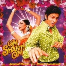 Filmmusik: Bollywood - Om Shanti Om, CD