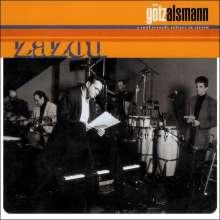 Götz Alsmann: Zazou (Digipack), CD