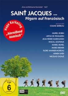 Saint Jacques - Pilgern auf Französisch, DVD