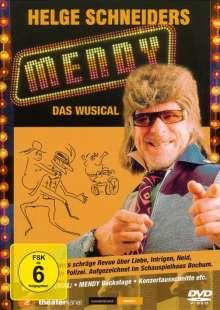 Helge Schneider: Mendy - Das Wusical, DVD