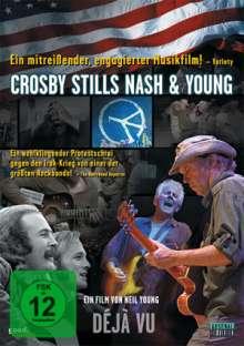 Crosby, Stills, Nash & Young - Déjà Vu (OmU), DVD