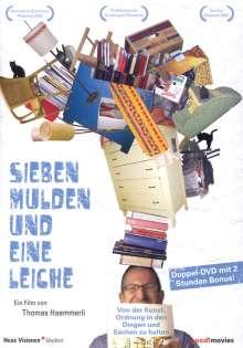 Sieben Mulden und eine Leiche, 2 DVDs