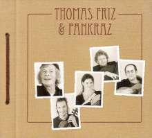 Thomas Friz & Pankraz: Thomas Friz & Pankraz, CD