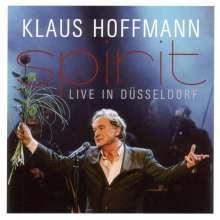 Klaus Hoffmann: Spirit: Live In Düsseldorf, 2 CDs