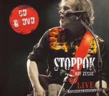 Stoppok: Auf Zeche: Live Konzertmitschnitt 29.8.2008 (CD + DVD), 2 CDs
