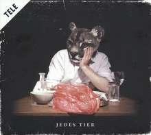 Tele: Jedes Tier, CD