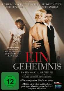 Ein Geheimnis, DVD