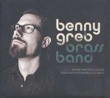 Benny Greb (geb. 1980): Brass Band, CD