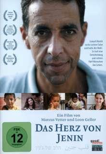 Das Herz von Jenin (OmU), DVD