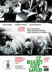 It Might Get Loud (OmU), DVD