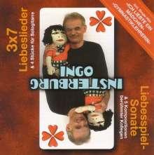Ingo Insterburg: 3x7 Liebeslieder/Liebesspielsonate