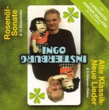 Ingo Insterburg: Rosenöl-Sonate/Alte Klassik-Neue..., 2 CDs